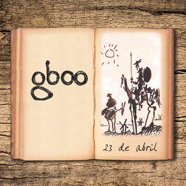 Gboo celebra el Día del Libro