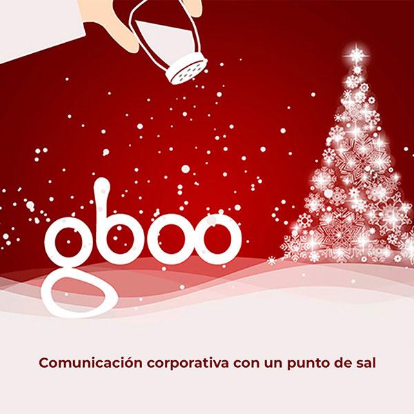 Gboo os desea una Feliz Navidad 2016