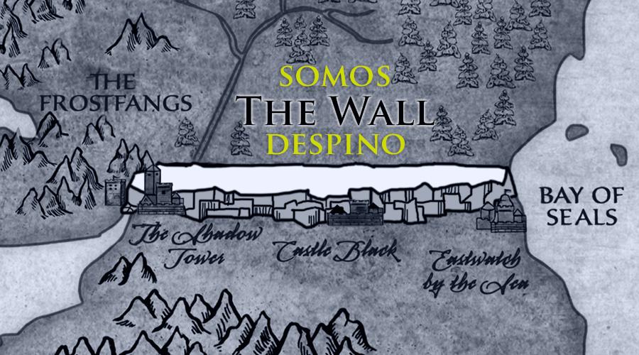 Wall-despino de Sanabria y Juego de Tronos