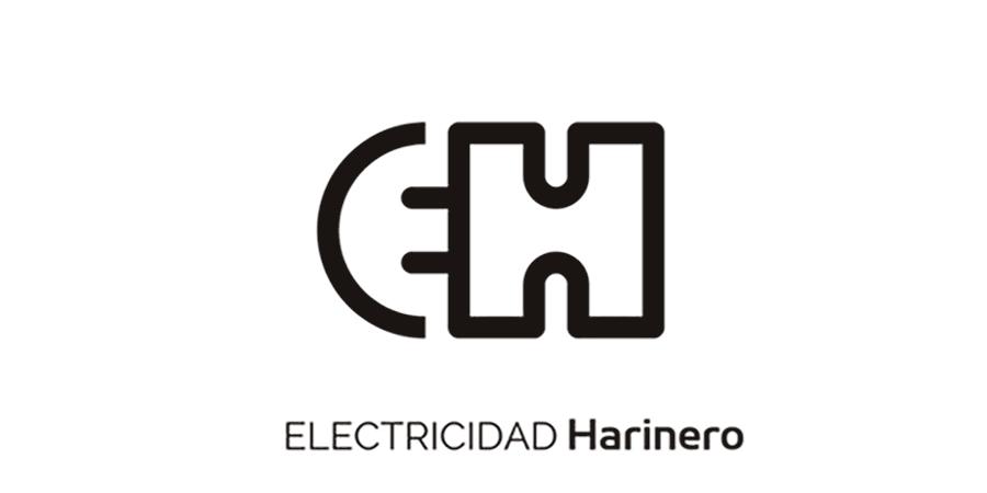 Propuesta de logotipo para Electricidad Harinero