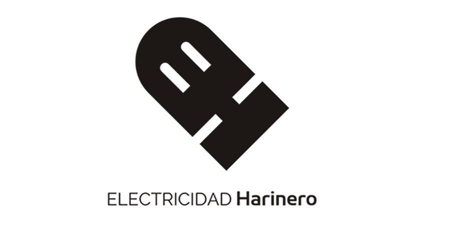 Propuesta de logo para Electricidad Harinero
