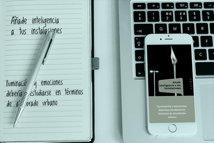 Desarrollo de web corporativa con posicionamiento seo y copywriting web
