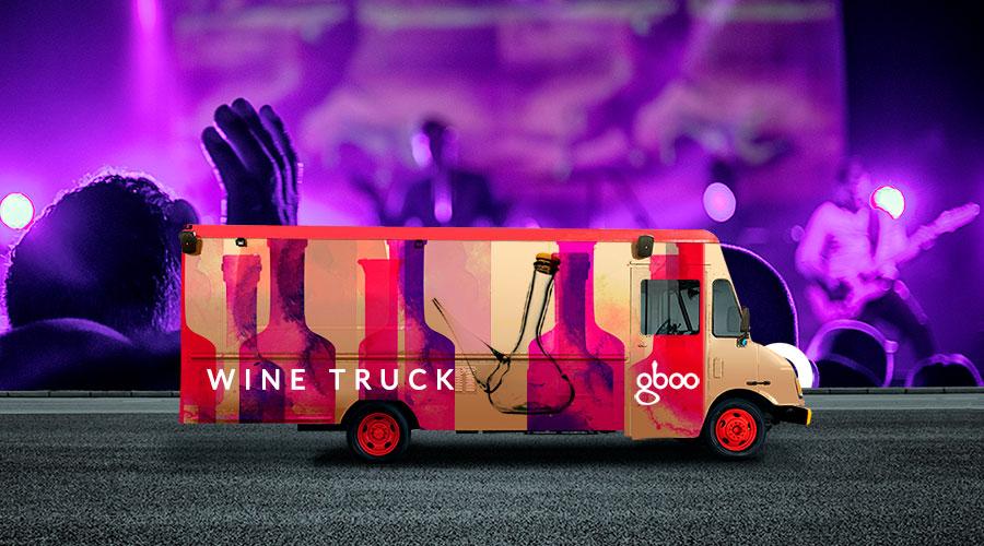 Winetruck, una nueva forma de aumentar el consumo de vino en los jóvenes