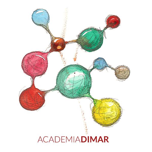 Ilustración de Duncan Frith para la página web de Academia Dimar