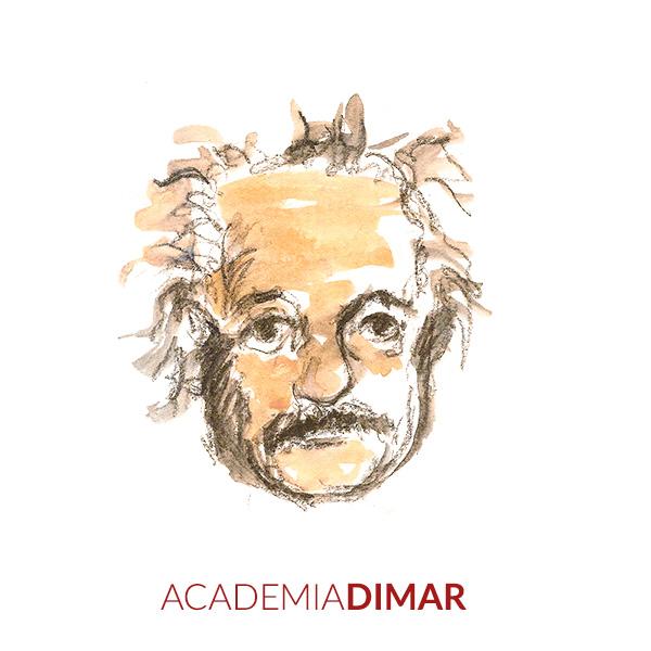 Ilustración de Duncan Frith para la web Academia Dimar