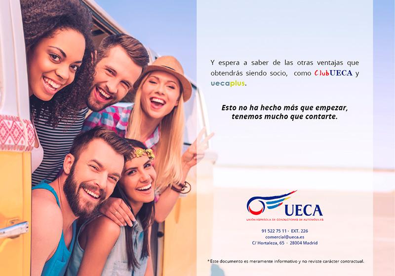 Presentación de empresa para UECA