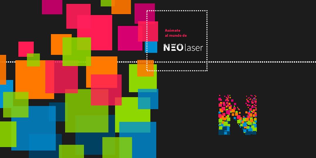 Manual de identidad corporativa de Neoláser