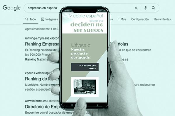 Diseño de páginas web adaptables en Madrid optimizadas SEO