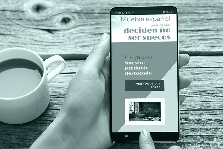 Desarrollo de tiendas online que invitan a comprar